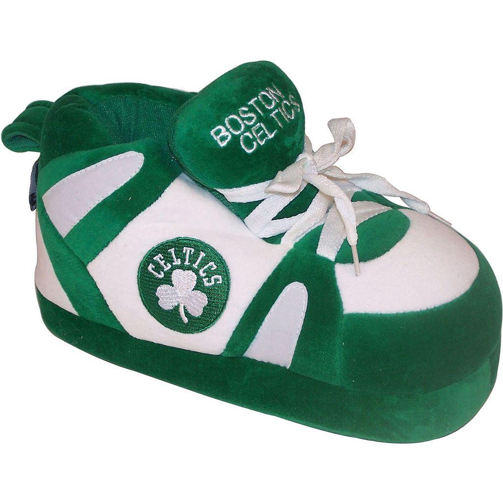 Men's Boston Celtics Slippers