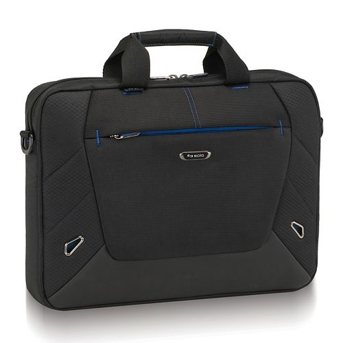 Solo Tech Slim 16-in. Laptop Briefcase