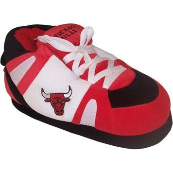 Men's Chicago Bulls Slippers