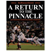San Francisco Giants 2012 World Series Champions Recap Book