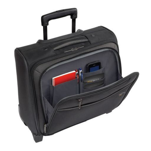 Solo Sterling 16-Inch Wheeled Laptop Overnight Bag