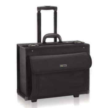 Solo Classic 17-Inch Wheeled Laptop Business Case