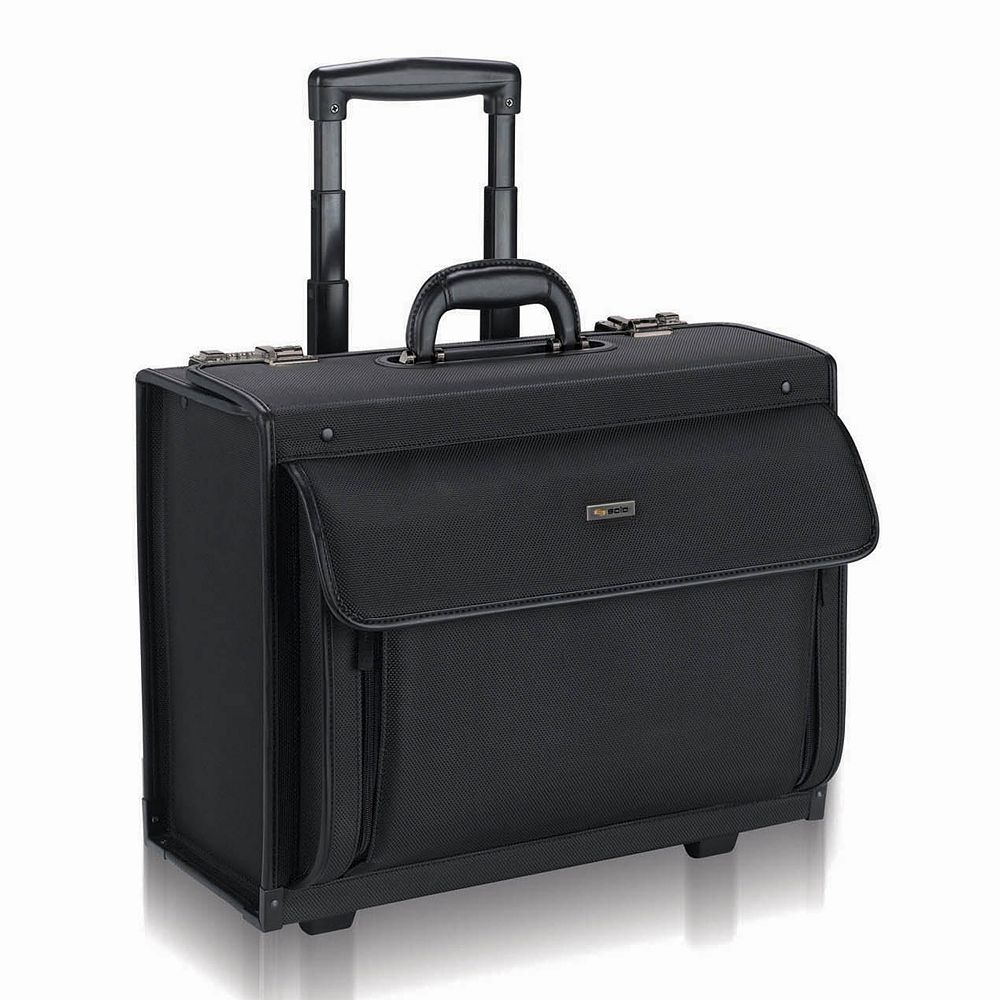 Solo Classic 16-Inch Wheeled Laptop Business Case