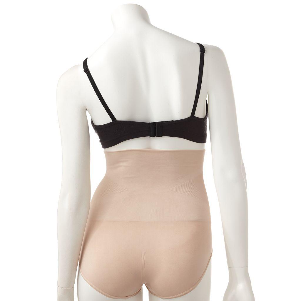 Maidenform Shapewear Slim-Waisters High-Waist Brief 12553 - Women's