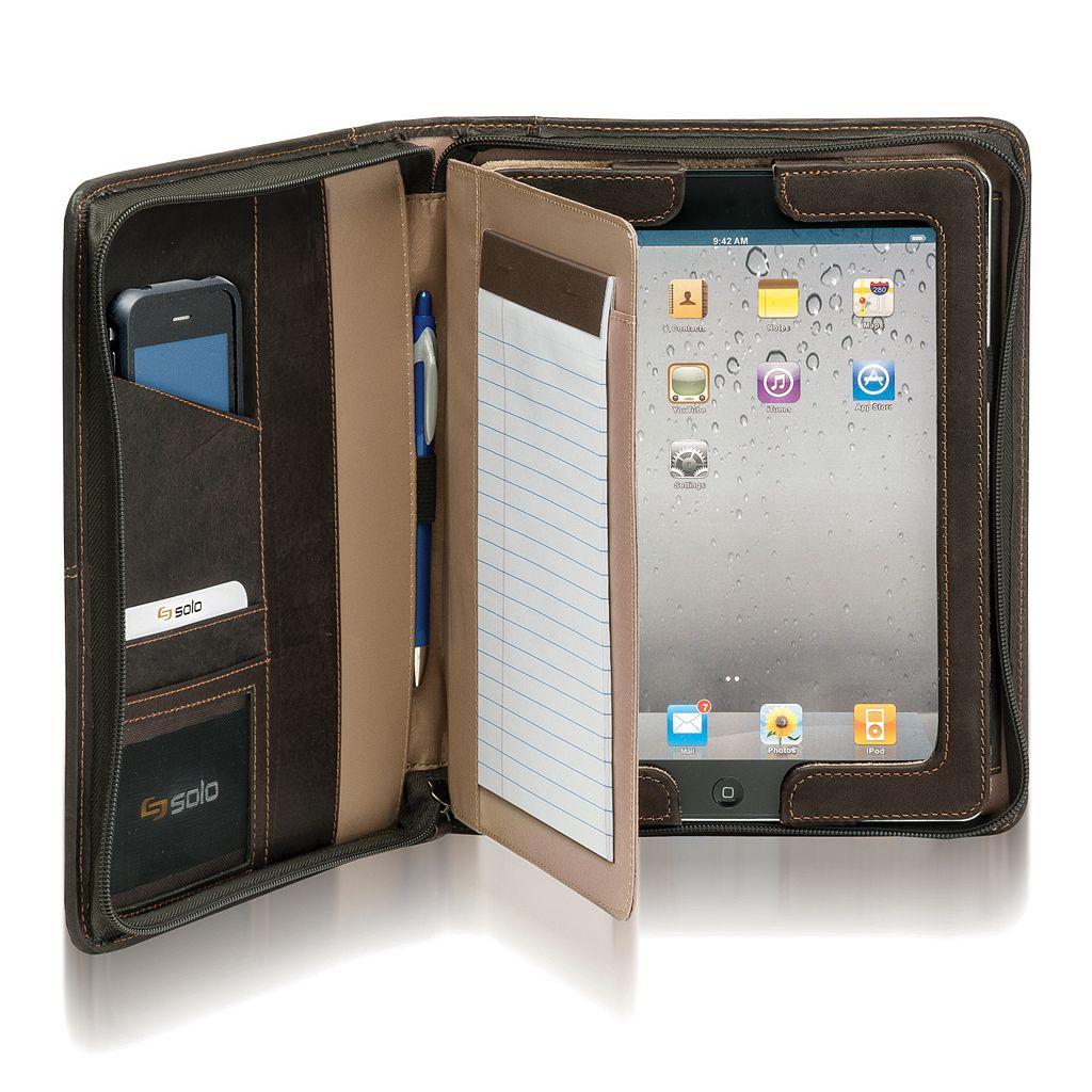 Solo Vintage Folio iPad Case