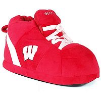 Men's Wisconsin Badgers Slippers