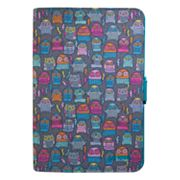 Speck Power Owl Teal FitFolio iPad mini Case