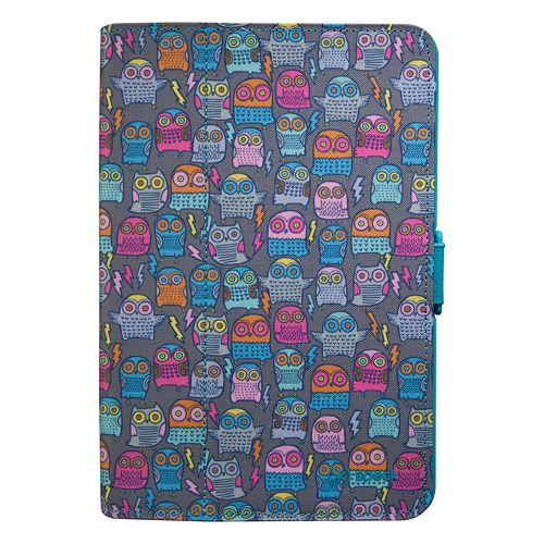 low priced 8adf0 41a61 Speck Power Owl Teal FitFolio iPad mini Case