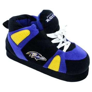 Men's Baltimore Ravens Slippers