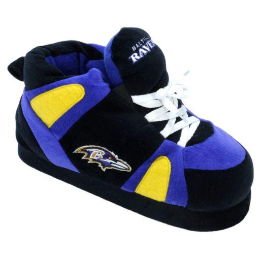Men's Baltimore Ravens Slippers