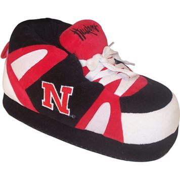 Men's Nebraska Cornhuskers Slippers