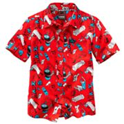 Tony Hawk Tossed Woven Shirt - Boys 4-7x