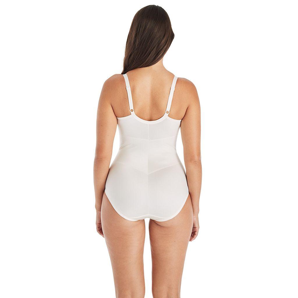 Maidenform Shapewear Solid Lace Body Shaper 1456