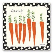 Carrots Canvas Wall Art