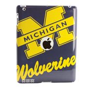 iFanatic Michigan Wolverines iPad 2 Frenzy Hard Case