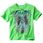 TapouT Winged Cross Tee - Boys 8-20