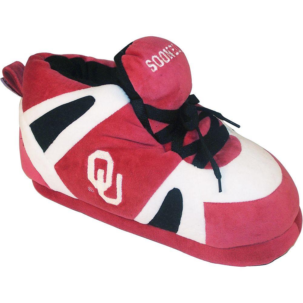 Men s Oklahoma Sooners Slippers ca26ba9a1