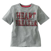 Jumping Beans Heart Breaker Tee - Boys 4-7x