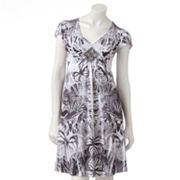 Apt. 9 Butterfly Sublimation Dress