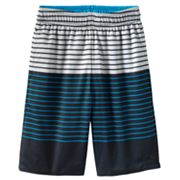 Tony Hawk Reversible Striped Mesh Shorts - Boys 4-7x
