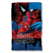 Spider-Man Sleeping Bag and Sackpack Set