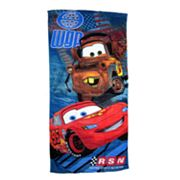 Disney/Pixar Cars 2 USA Beach Towel