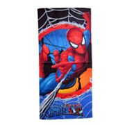 Marvel Spider-Man Web Spinner Beach Towel