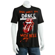 Rolling Stones Baby Won't You Dance With Me Tee - Men