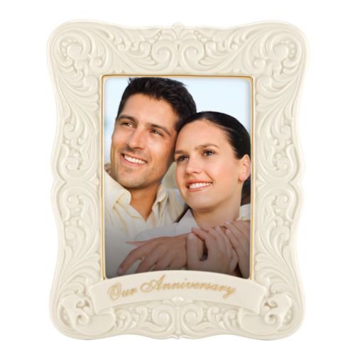 Lenox Our Anniversary 5'' x 7'' Frame