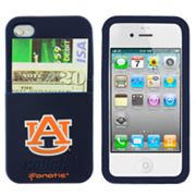 iFanatic Auburn Tigers iPhone 4/4S Callet Silicone Case