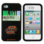 iFanatic Oklahoma State Cowboys iPhone 4/4S Callet Silicone Case