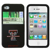 iFanatic Texas Tech Red Raiders iPhone 4/4S Callet Silicone Case