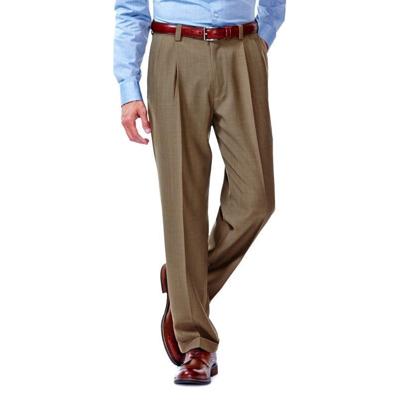 Blue Permanent Crease Pants Kohl S