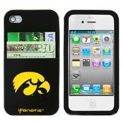 iFanatic Iowa Hawkeyes iPhone 4/4S Callet Silicone Case
