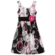 My Michelle Dot Dress - Girls 7-16