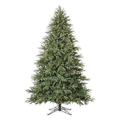 Allstate Floral 7-ft. Pre-Lit Catskill Pine Christmas Tree