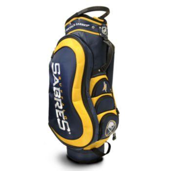 Team Golf Buffalo Sabres Medalist Cart Bag