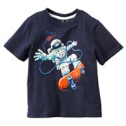 Jumping Beans Astronaut Glow-in-the-Dark Tee - Toddler