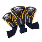 Team Golf Buffalo Sabres 3-pc. Contour Head Cover Set
