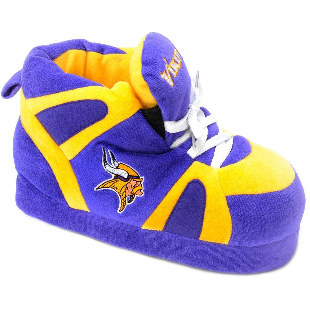 4578cffbb72 Men's Minnesota Vikings Slippers