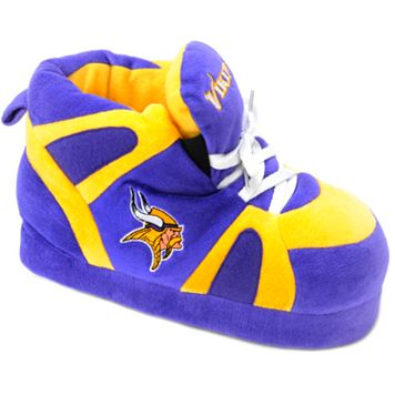 Men's Minnesota Vikings Slippers