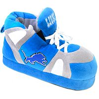 Men's Detroit Lions Slippers