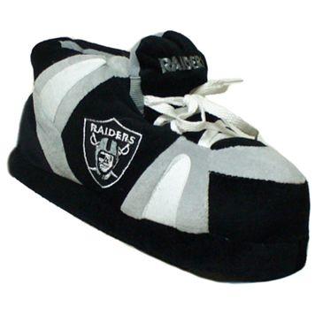 Men's Oakland Raiders Slippers