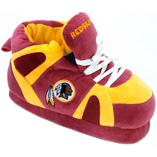 Men's Washington Redskins Slippers