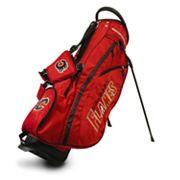 Team Golf Calgary Flames Fairway Stand Bag