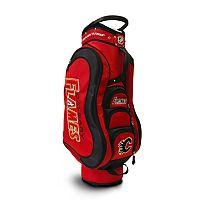Team Golf Calgary Flames Medalist Cart Bag