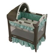 Graco Travel Lite Crib with Stages - Winslet