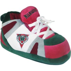 Men's Milwaukee Bucks Slippers
