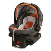 Graco SnugRide Click Connect Car Seat - Tangerine