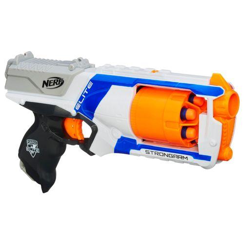 Nerf N-Strike Elite Strongarm Blaster by Hasbro